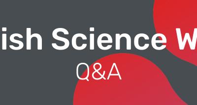British Science Week – Q&A with Rebecca Hanwell